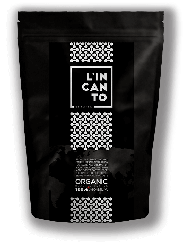 L'incanto Organic Coffee