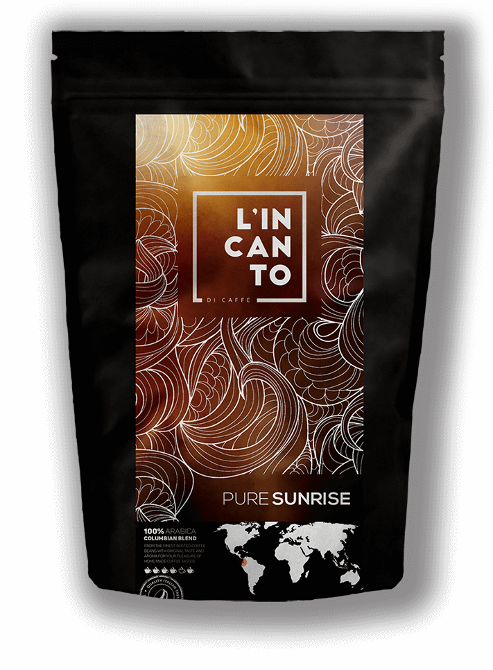 L'incanto Pure Sunrise Coffee