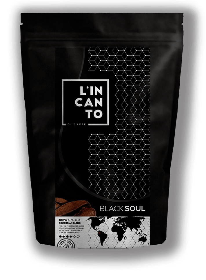 L'incanto Black Soul Coffee