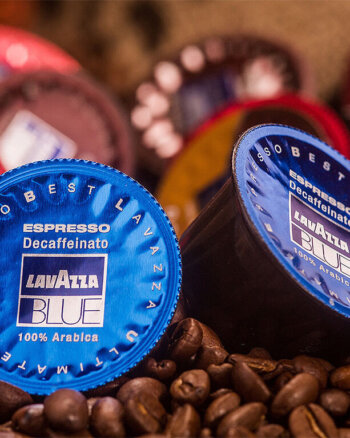 Капсули Lavazza Blue