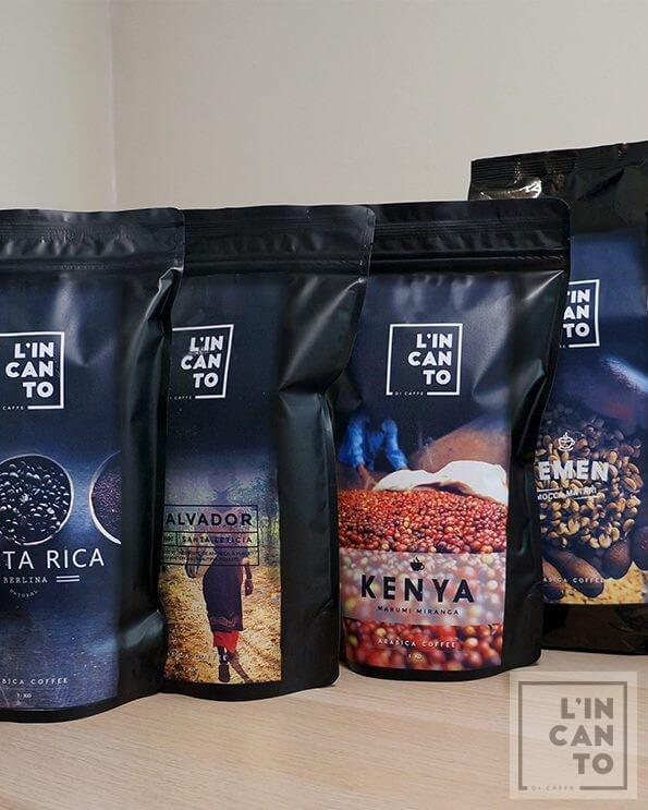 Кафе на зърна Кения - Kenya Marumi Miranga