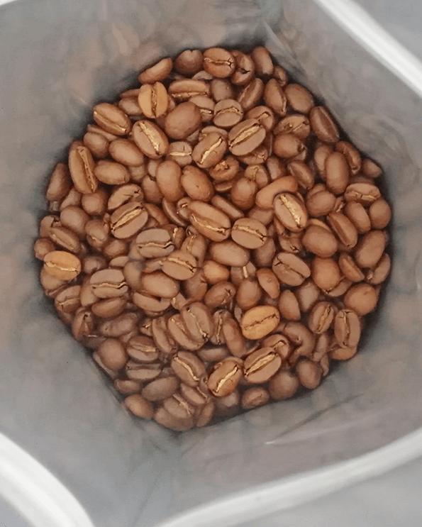 кафе на зърна колумбия