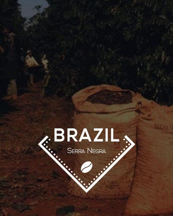 Кафе на зърна Бразилия – Brazil Siera Negra