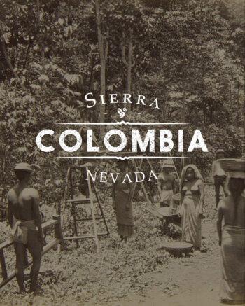 Кафе на зърна Колумбия – Colombia Sierra Nevada
