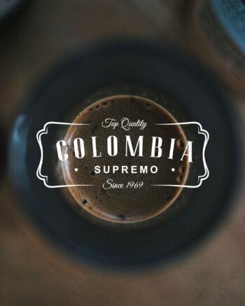 Кафе на зърна Колумбия Супремо – Colombia Supremo