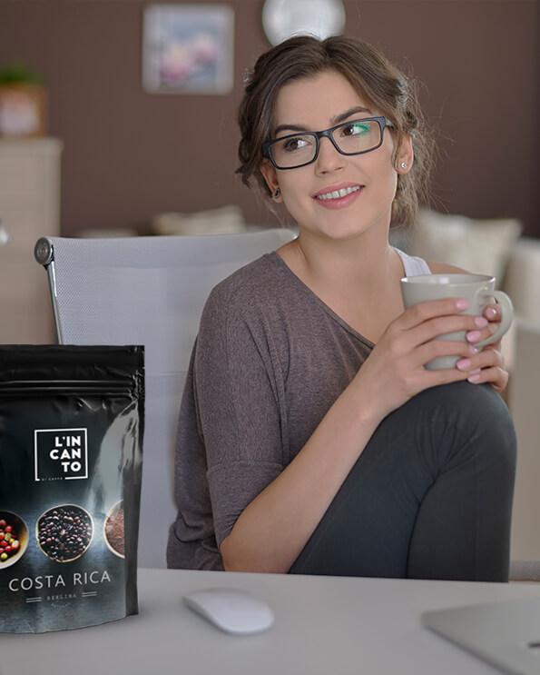 кафе на зърна коста рика