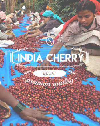 Кафе Индия Чери безкофеин – India Cherry Decaf
