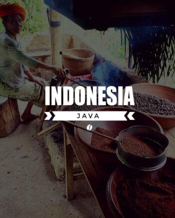 Кафе на зърна Индонезия - Indonesia Java