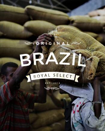 Кафе Бразилия безкофеин – BRAZIL ROYAL SELECT DECAF