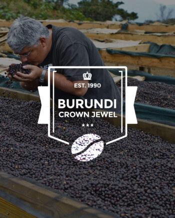Кафе на зърна Бурунди – Burundi CROWN JEWEL