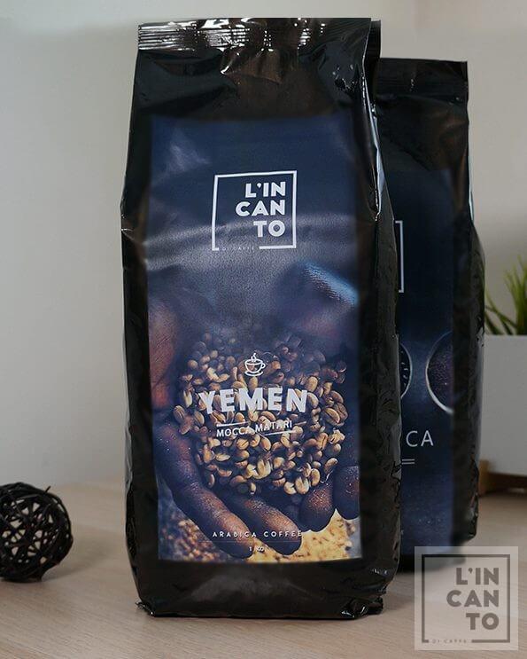 Кафе на зърна Йемен - Yemen Mocha Matari