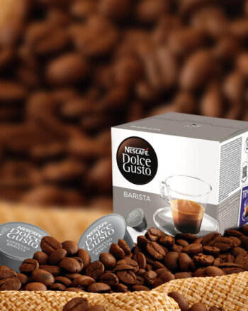 Капсули Nescafe Dolce Gusto, Espresso Barista