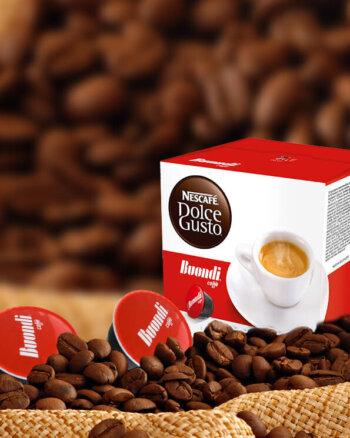 Капсули Nescafe Dolce Gusto, Buondi