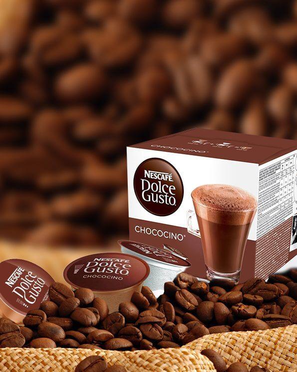 Капсули Nescafe Dolce Gusto, Chococino