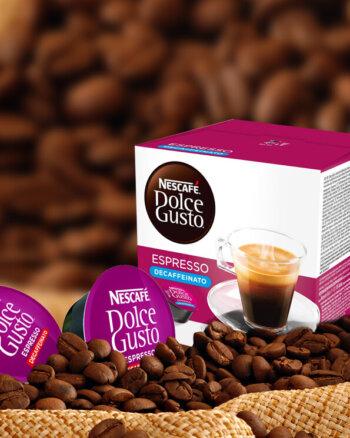 Капсули Nescafe Dolce Gusto