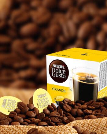 Капсули Nescafe Dolce Gusto, Grande Caffé Crema