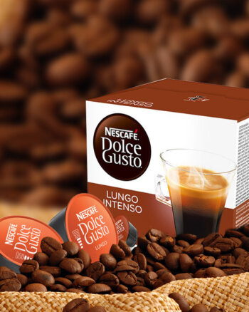 Капсули Nescafe Dolce Gusto, Lungo Intenso
