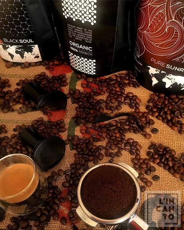 Кафе на зърна – Lincanto ORGANIK