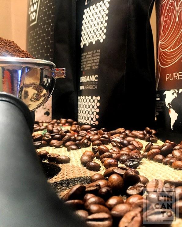 Кафе на зърна - Lincanto Pure Sunrise