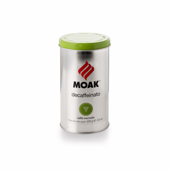Моак Безкофеиново кафе – Моак Decaffeinatо- caffè macinato 0.250gr