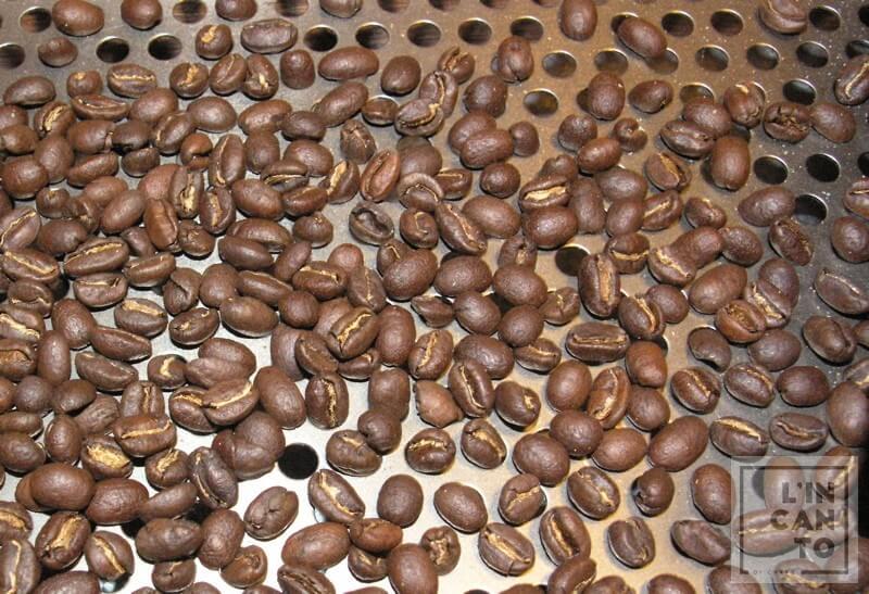 кафе зърна