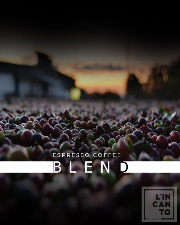 Кафе Бленд еспресо – Espresso coffee blend