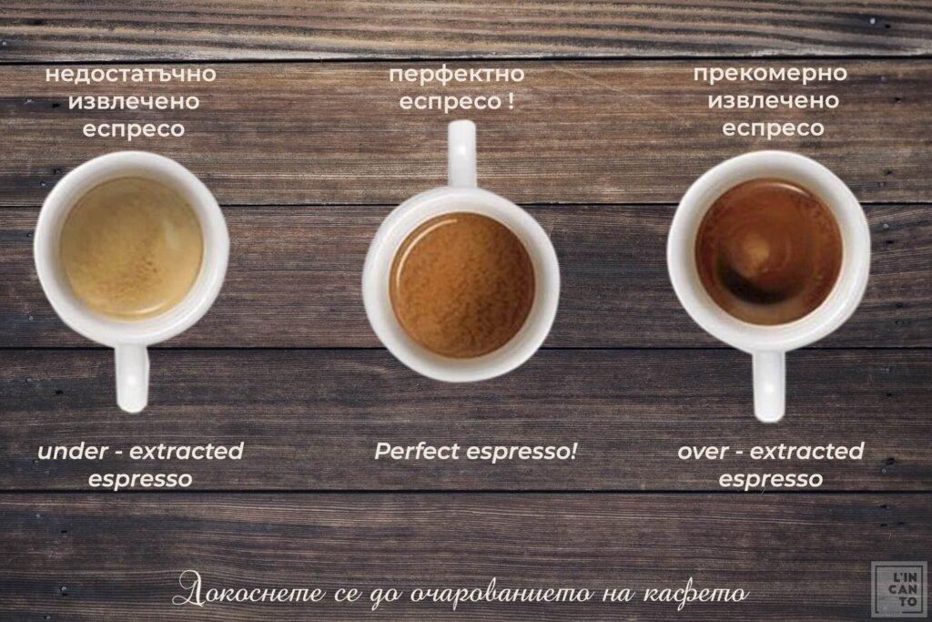 еспресо кафе