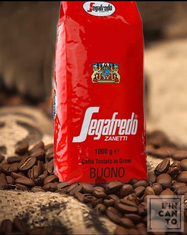 Кафе на зърна Segafredo Buono