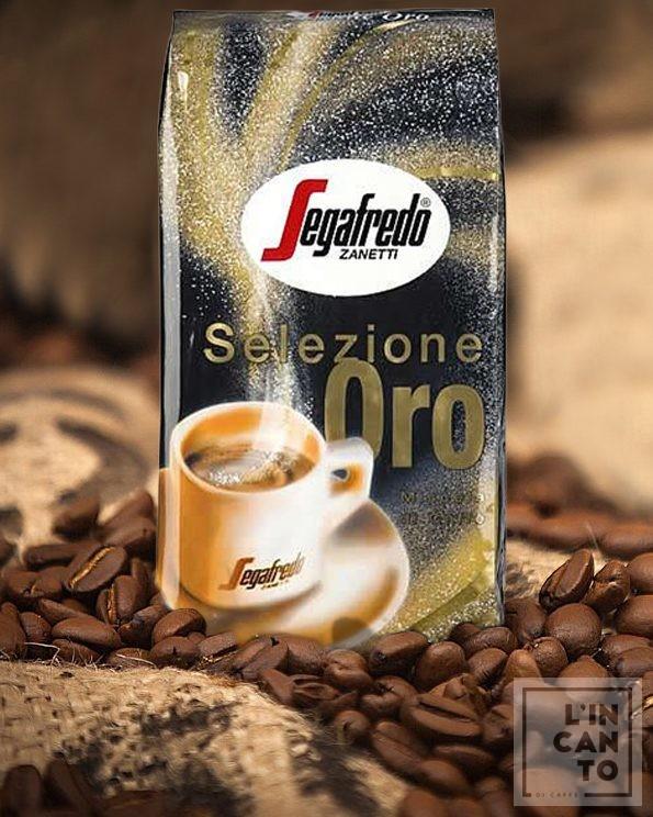 Кафе на зърна Segafredo Selezione Oro