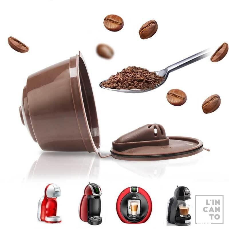 кафе капсули за многократна употреба
