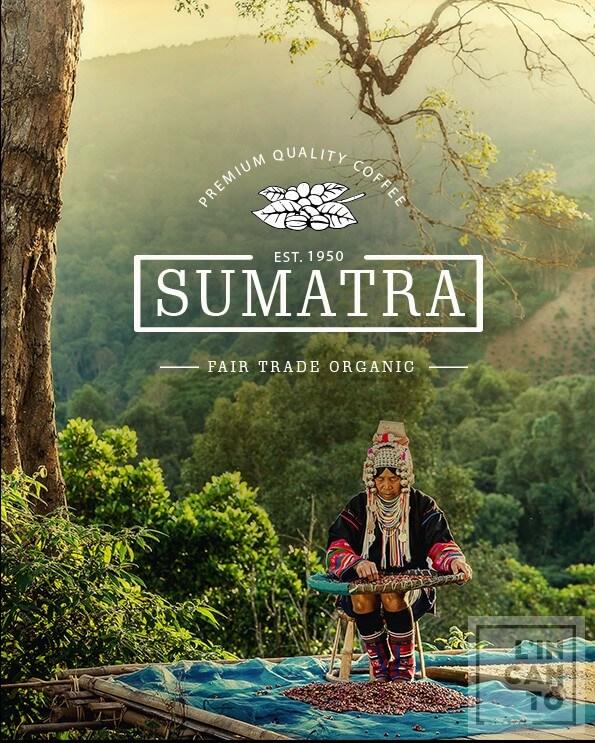 Кафе на зърна Суматра – Sumatra Fair Trade Organic