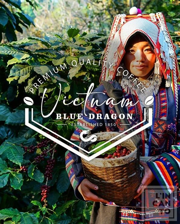 Кафе на зърна Виетнам – Vietnam Blue Dragon
