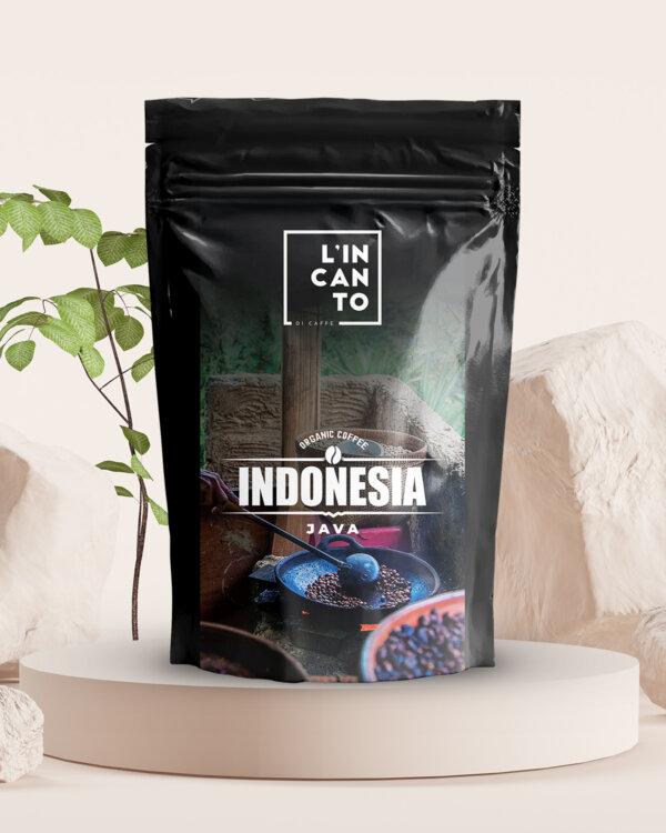Кафе на зърна Индонезия