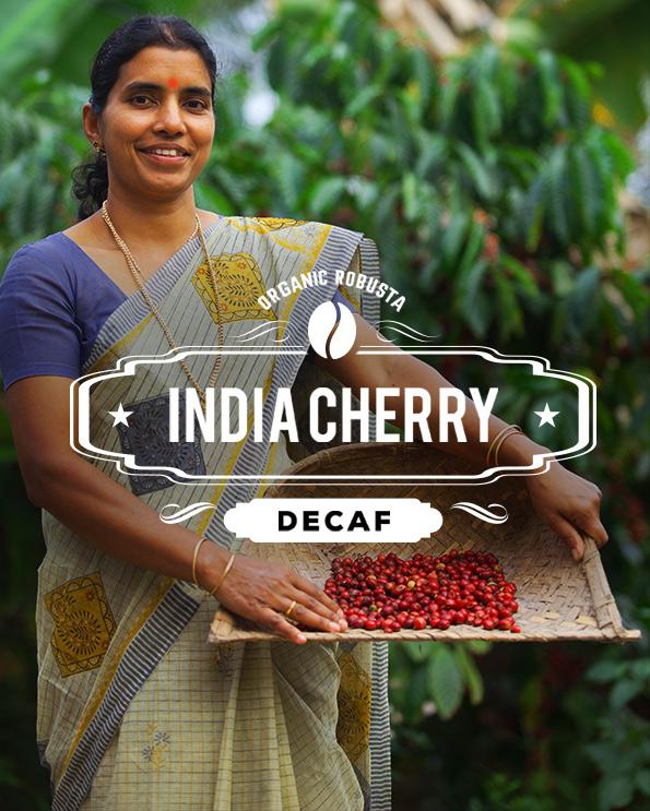 Безкофеиново кафе Индия Чери – India Cherry Decaf